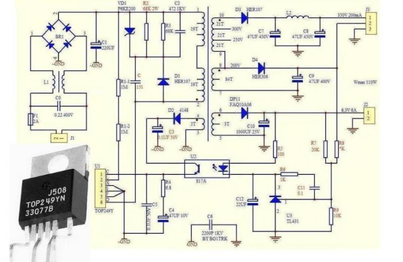 开关电源芯片检测技巧 教您判断电源管理芯片好坏