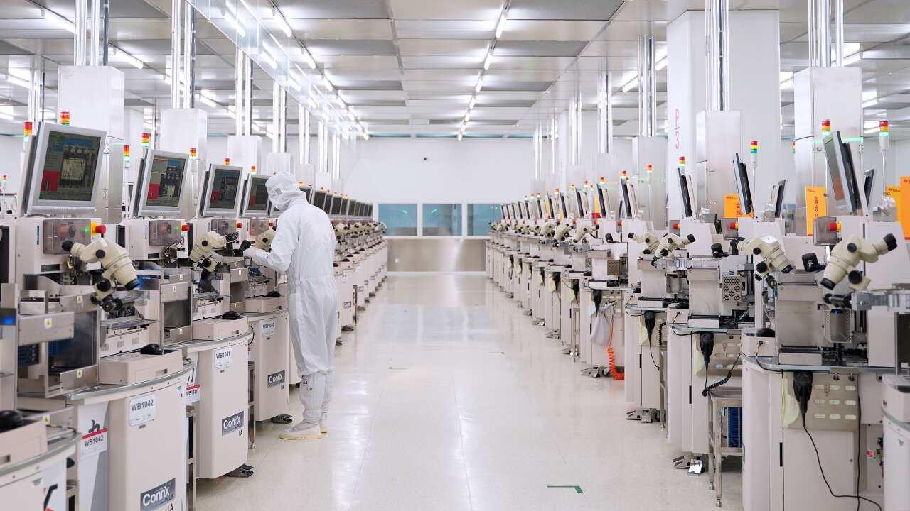为避免遇到翻新货,电子元器件原装现货哪家强,这几家公司任意选